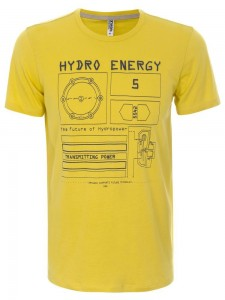 T-shirt Hydro Energy